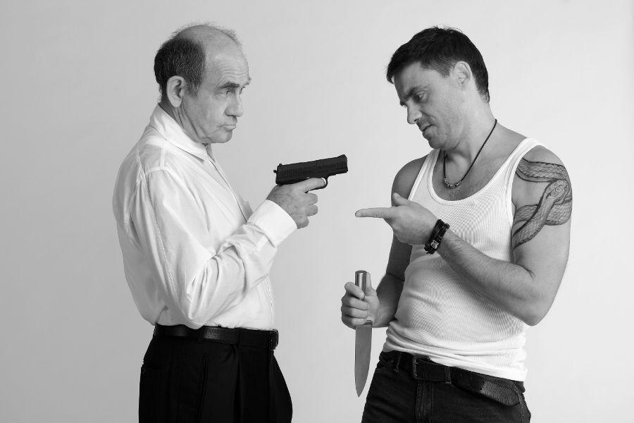 Pojedynek - zabawa w detektywa