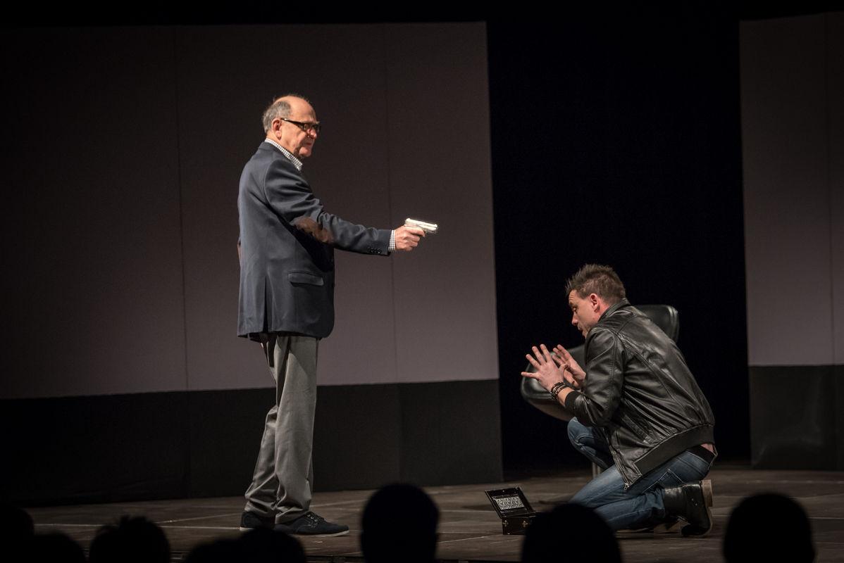 Pojedynek - zabawa w detektywa fot. Wojciech Kiczek