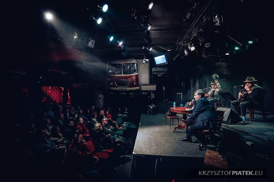 Cohen w teatrze fot. Krzysztof Piątek